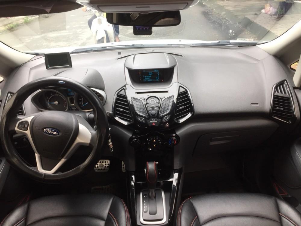 Ford ecosport 15l - số tự động dk 22016 - màu trắng - 4
