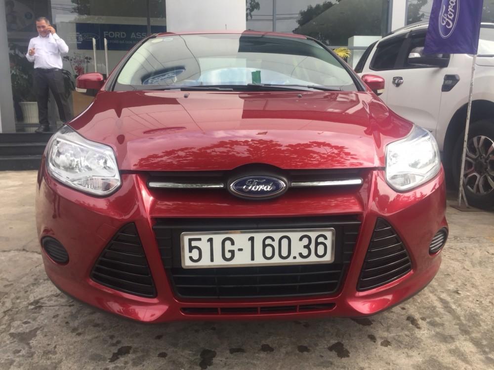 Ford focus 16mt - số sàn - 2013 - 1