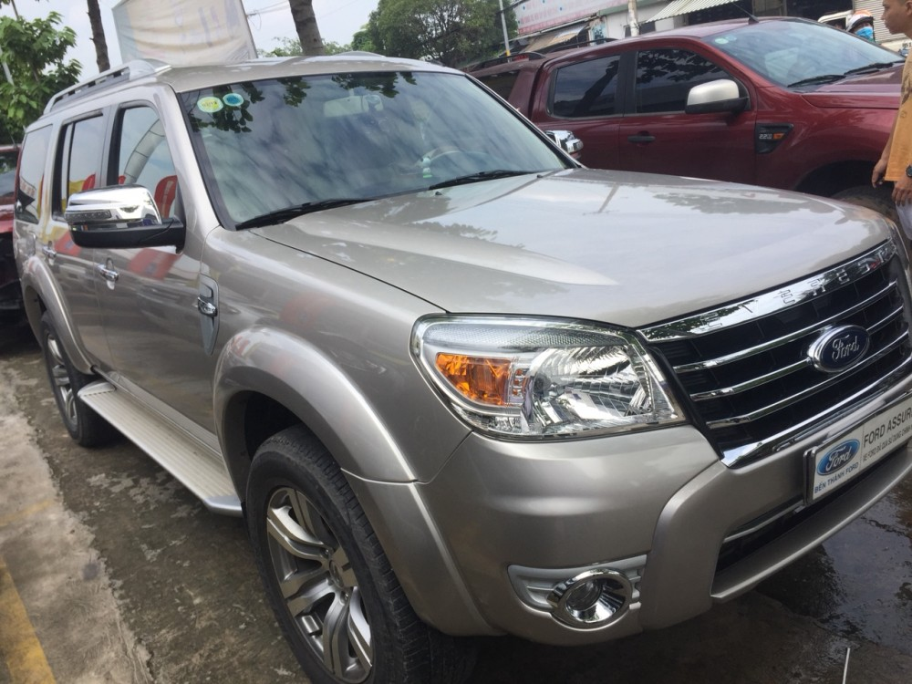 Ford everest limited 2009 - lướt 33000km - 1