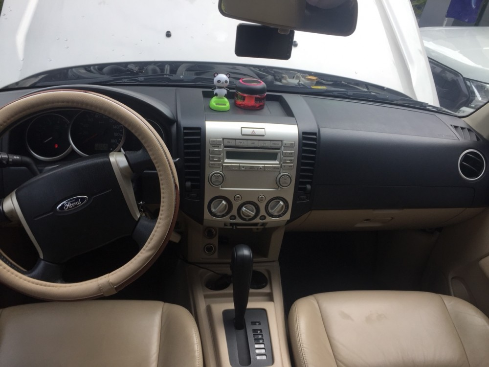 Ford everest limited 2009 - lướt 33000km - 7
