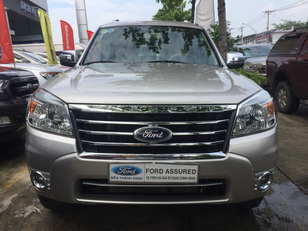 Ford everest limited 2009 - lướt 33000km - 2