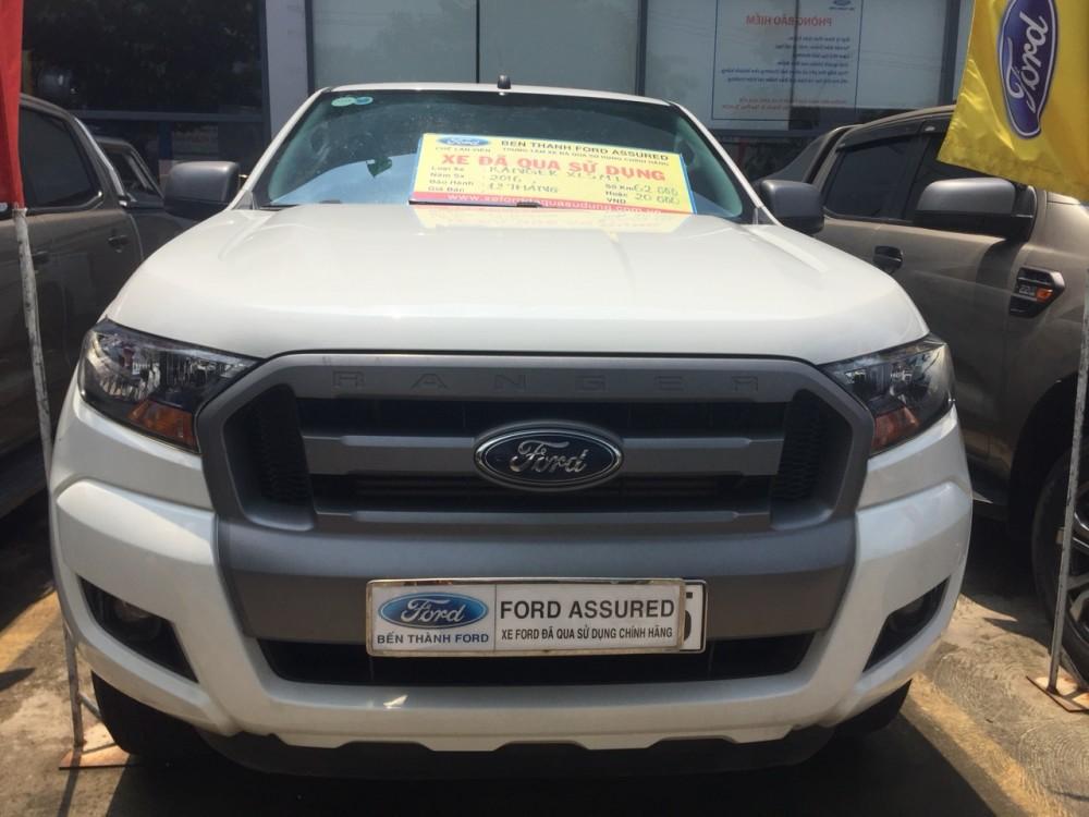 Ford ranger xls mt - 2016 - xe đẹp đủ đồ - 2
