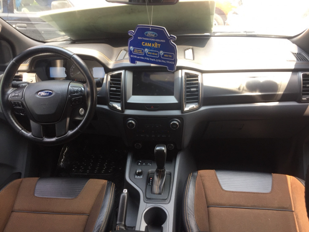 Ford ranger 32 wildtrack - 2015 - chạy ít - 4