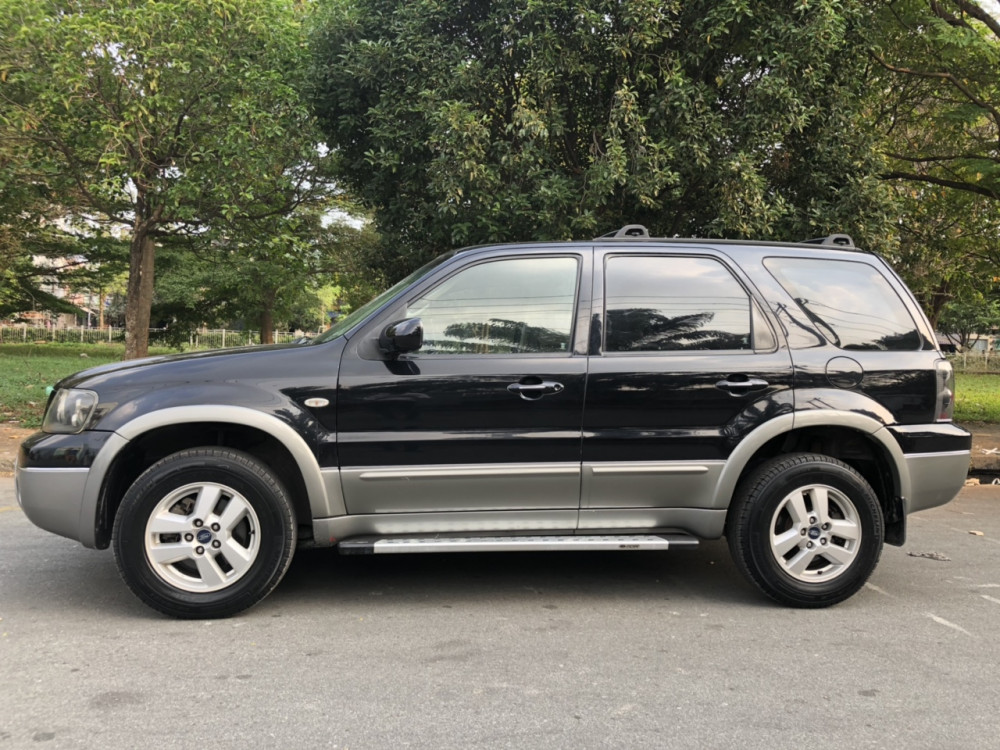 Ford escape 23l - 2007 - form mới - 4