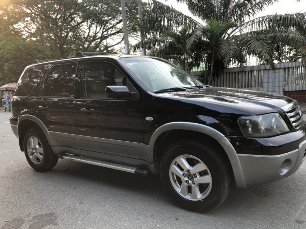 Ford escape 23l - 2007 - form mới - 1