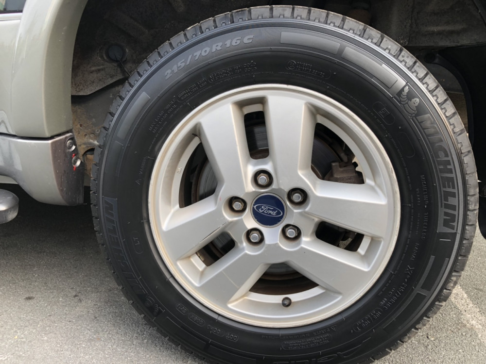 Ford escape 23l - 2007 - form mới - 6