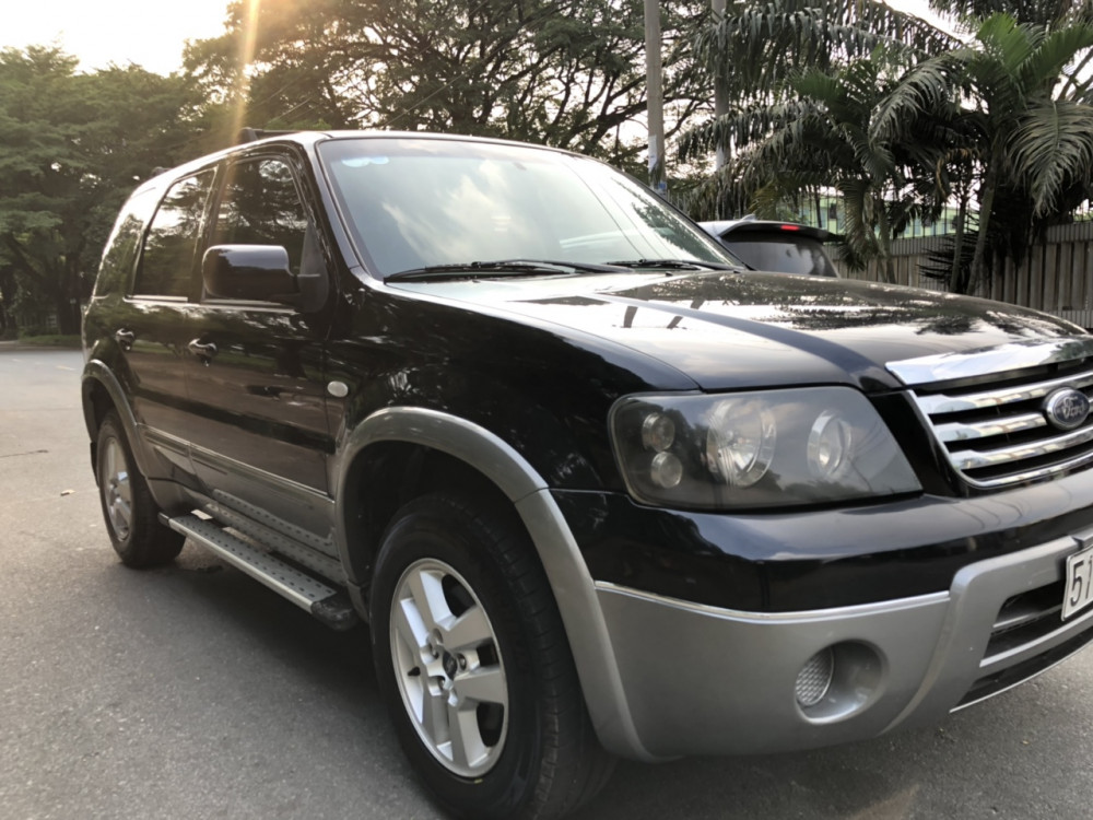 Ford escape 23l - 2007 - form mới - 3