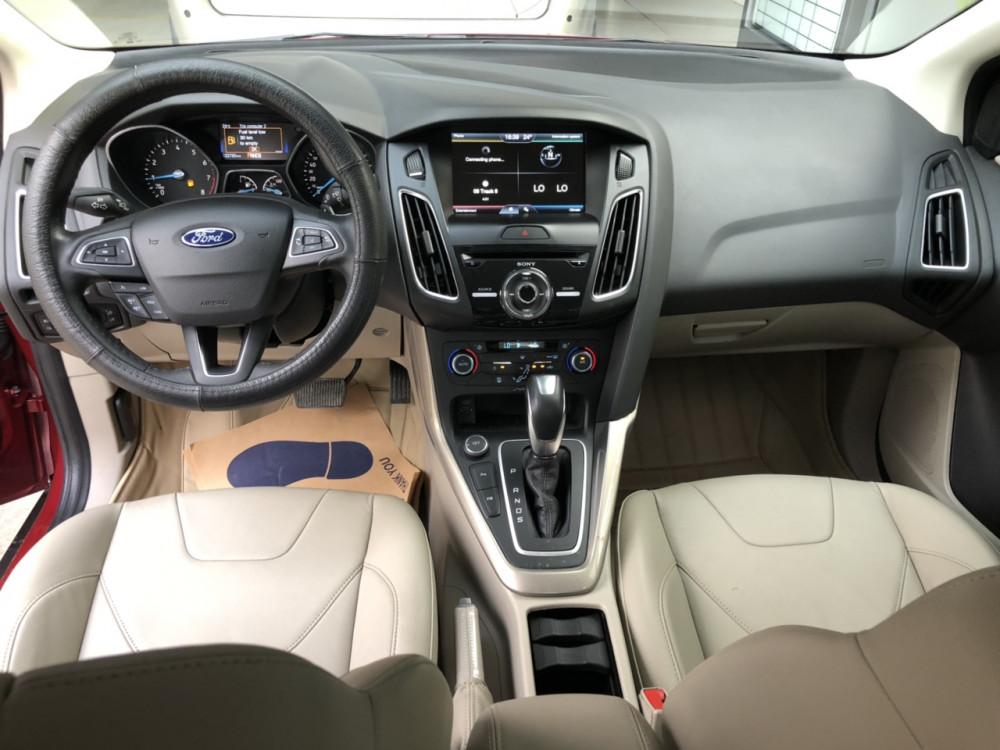 Ford focus titanium 15 ecoboost - sx 2016 - 6