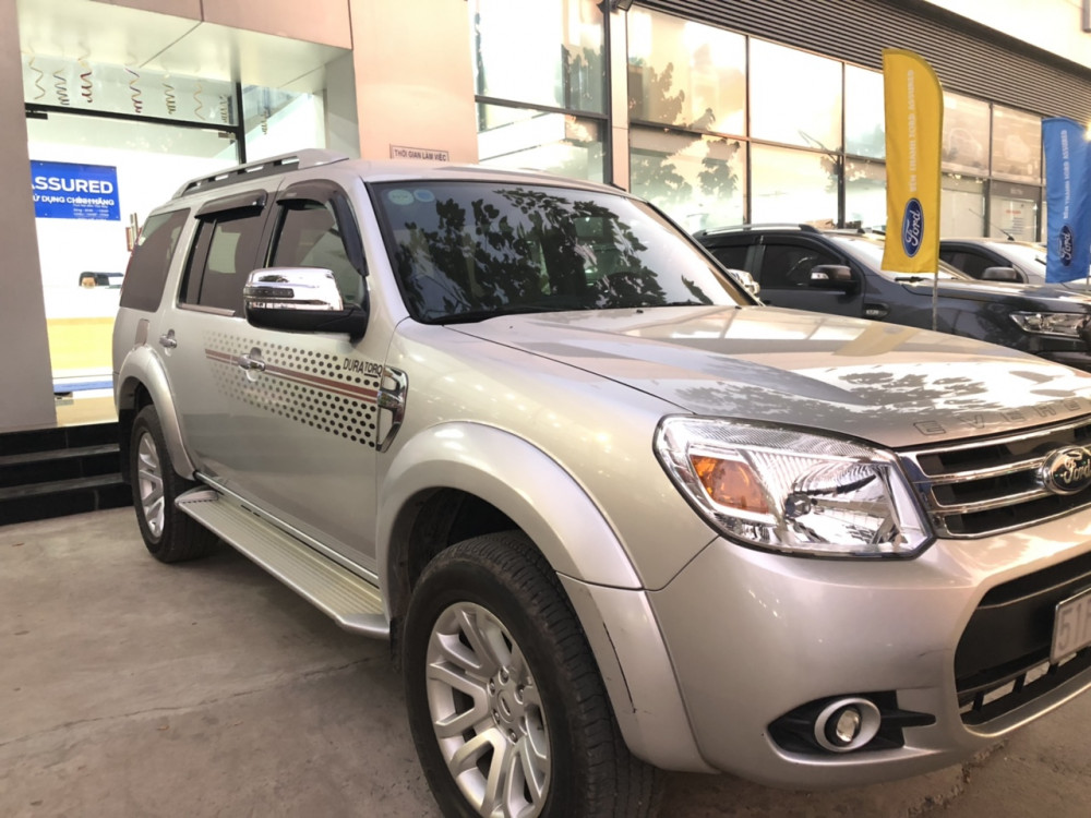 Ford everest 2015 - số tự động limited - 3