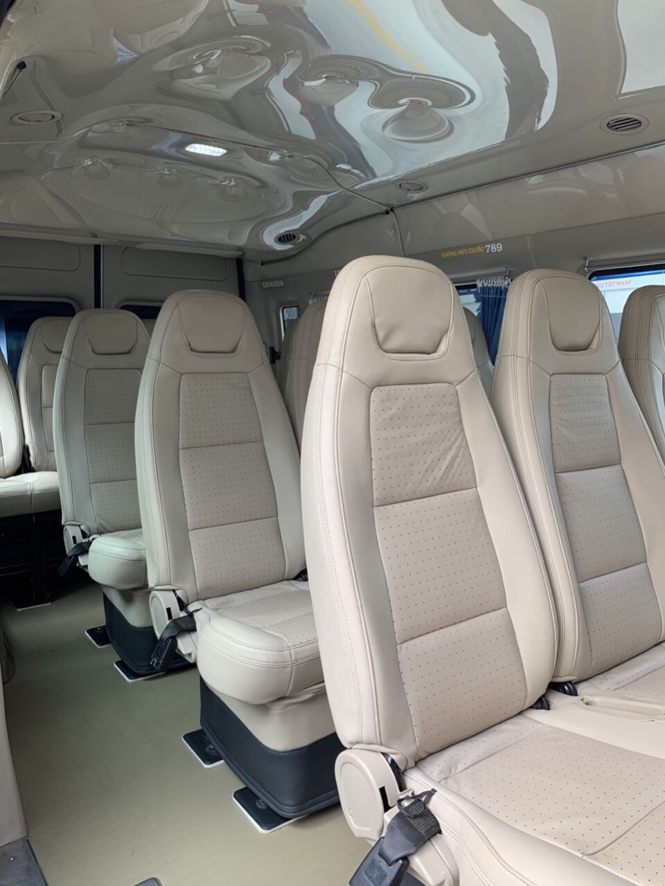 Ford transit luxury 2016 - rất đẹp - 4