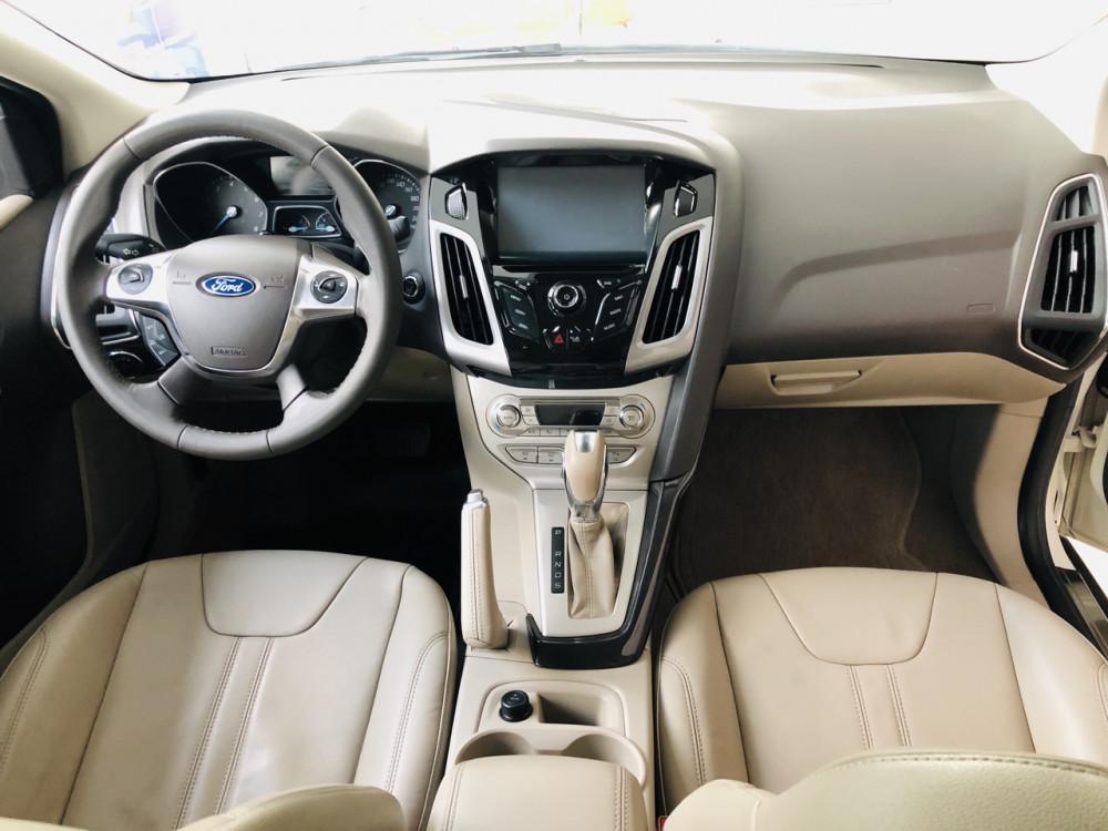 Ford focus 20 titanium đời 2015 màu trắng - 6