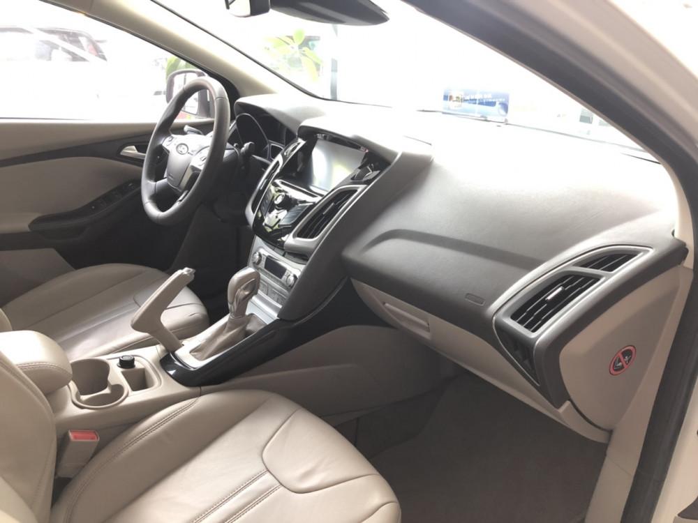 Ford focus 20 titanium đời 2015 màu trắng - 5