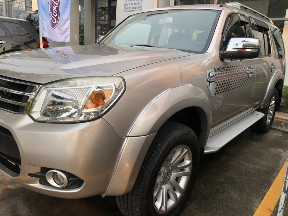 Ford everest limited 2013 - loa sub dvd - 2