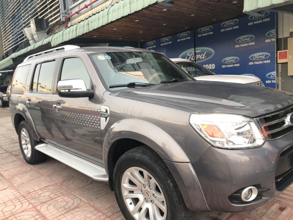 Ford everest màu nâu hổ phách sx 2014 - 1
