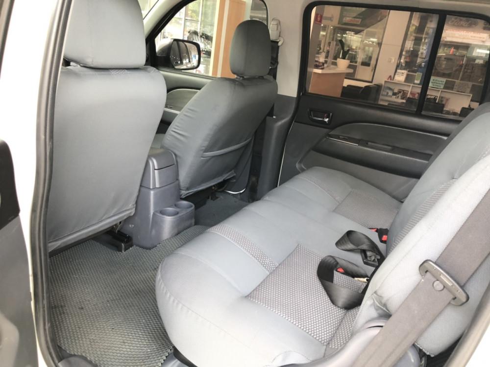 Ford everest số sàn màu trắng sản xuất 2014 - 3