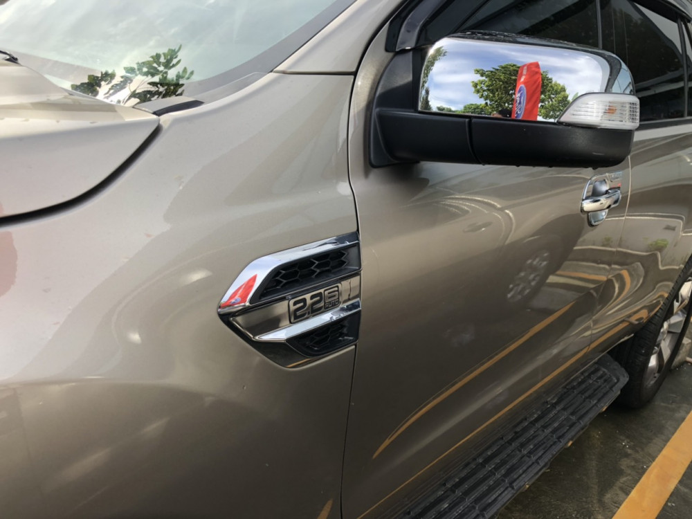 Ford everest 22 titanium đăng ký 32017 - 10