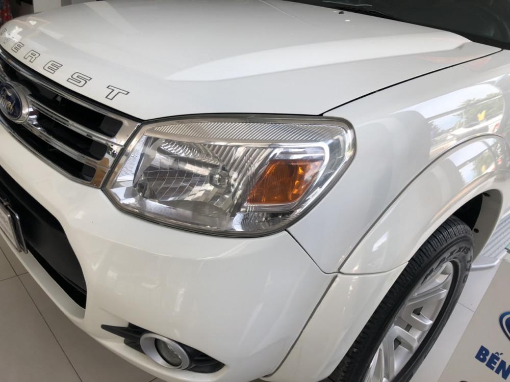 Ford everest số sàn màu trắng sản xuất 2014 - 1