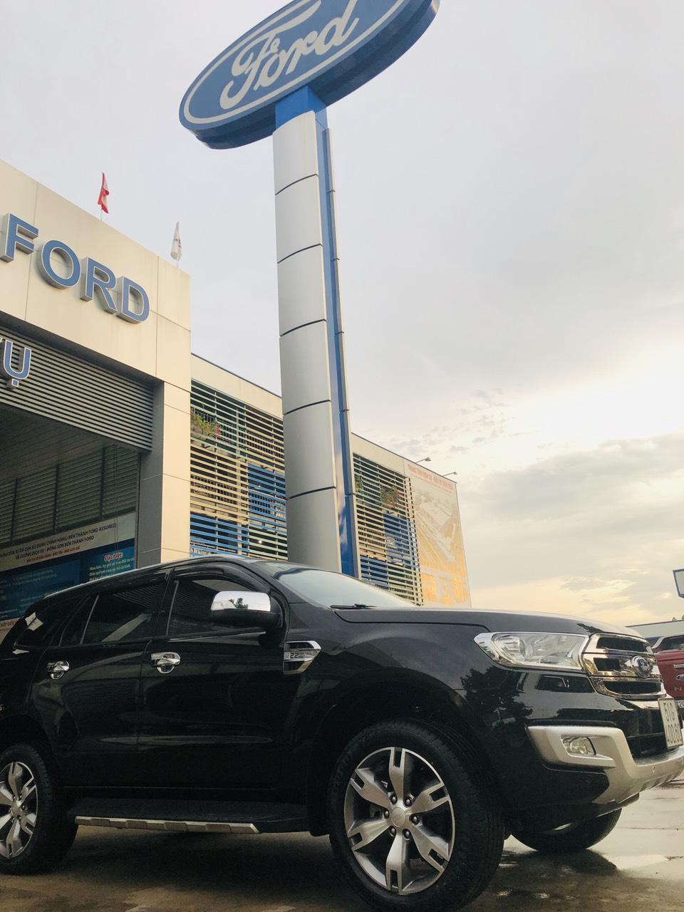 Ford everest titanium đăng ký 102017 - 3