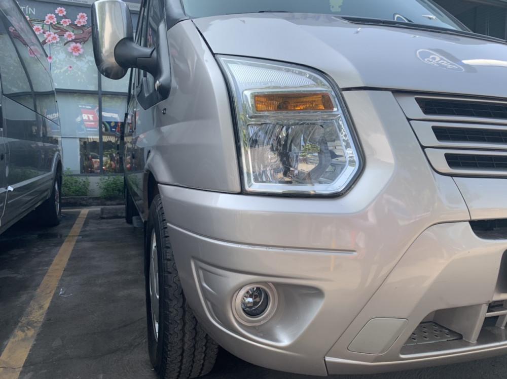 Ford transit limited 2014 - màu ghi vàng - 3