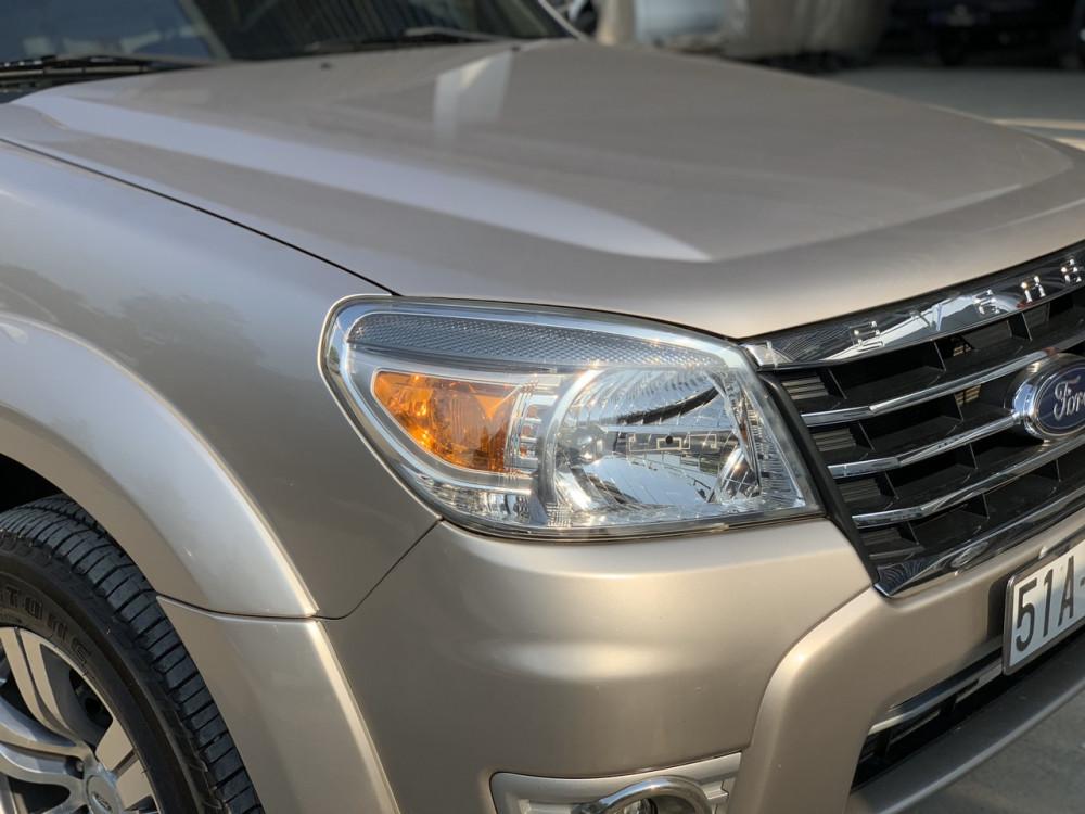 Bán xe ford everest số tự động sản xuất 2012 - 2