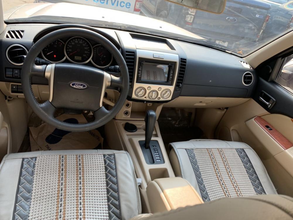 Bán xe ford everest số tự động sản xuất 2012 - 5