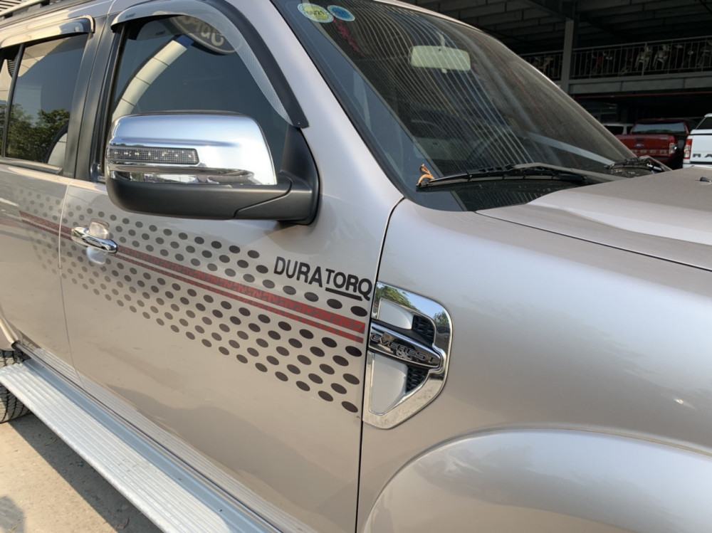Bán xe ford everest số tự động sản xuất 2012 - 3