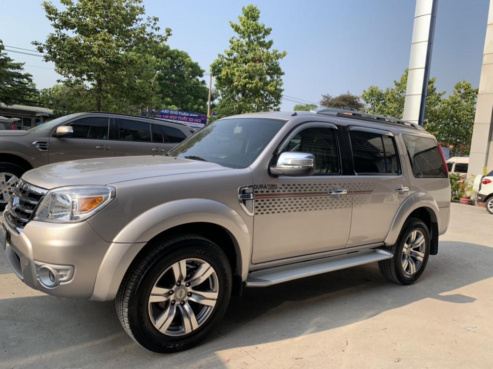 Bán xe ford everest số tự động sản xuất 2012 - 4