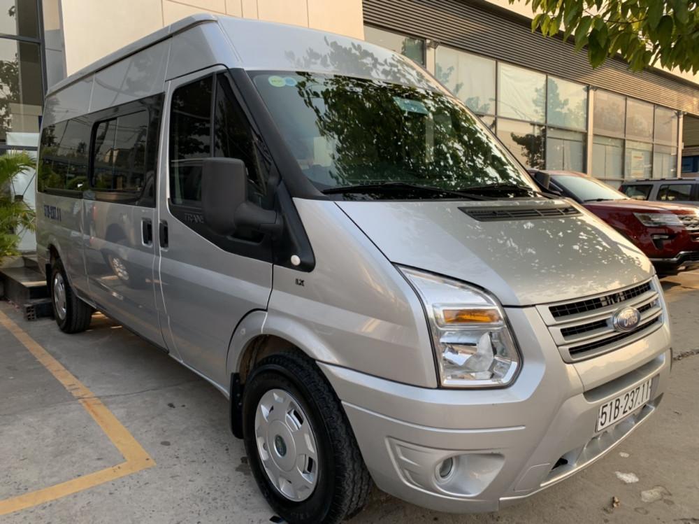 Ford transit cũ 2017 chạy ít không kinh doanh - 8