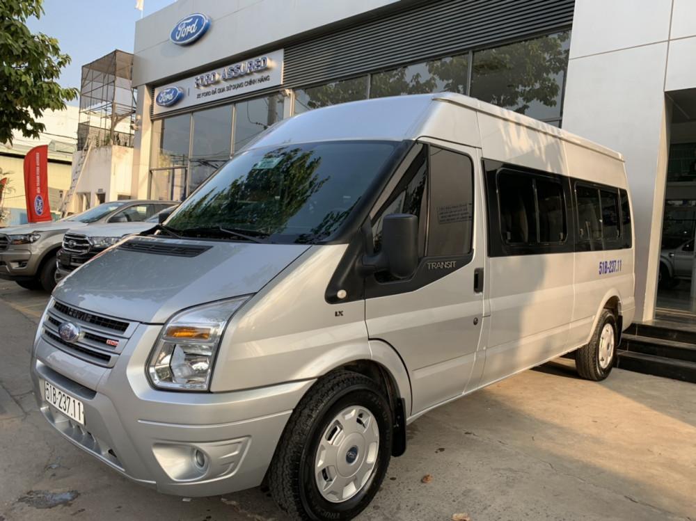 Ford transit cũ 2017 chạy ít không kinh doanh - 7