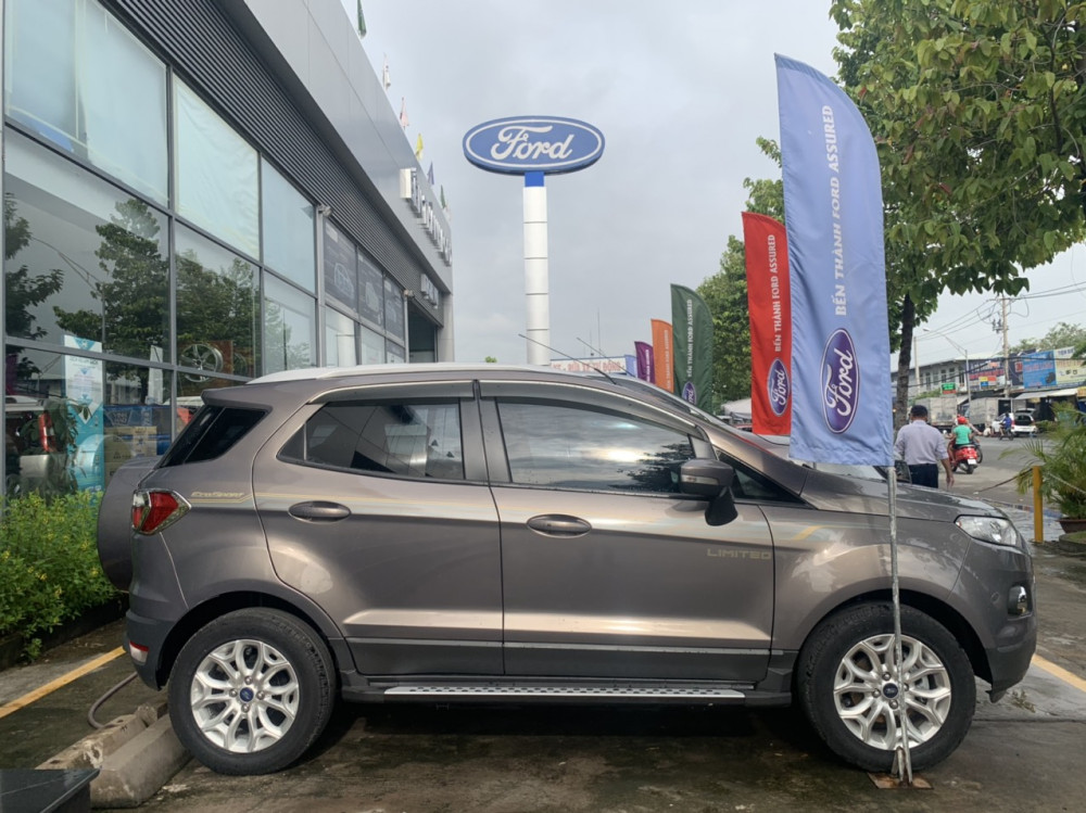Ford ecosport 15 titanium sản xuất cuối 2016 - 5