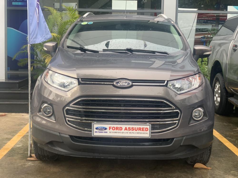 Ford ecosport 15 titanium sản xuất cuối 2016 - 2