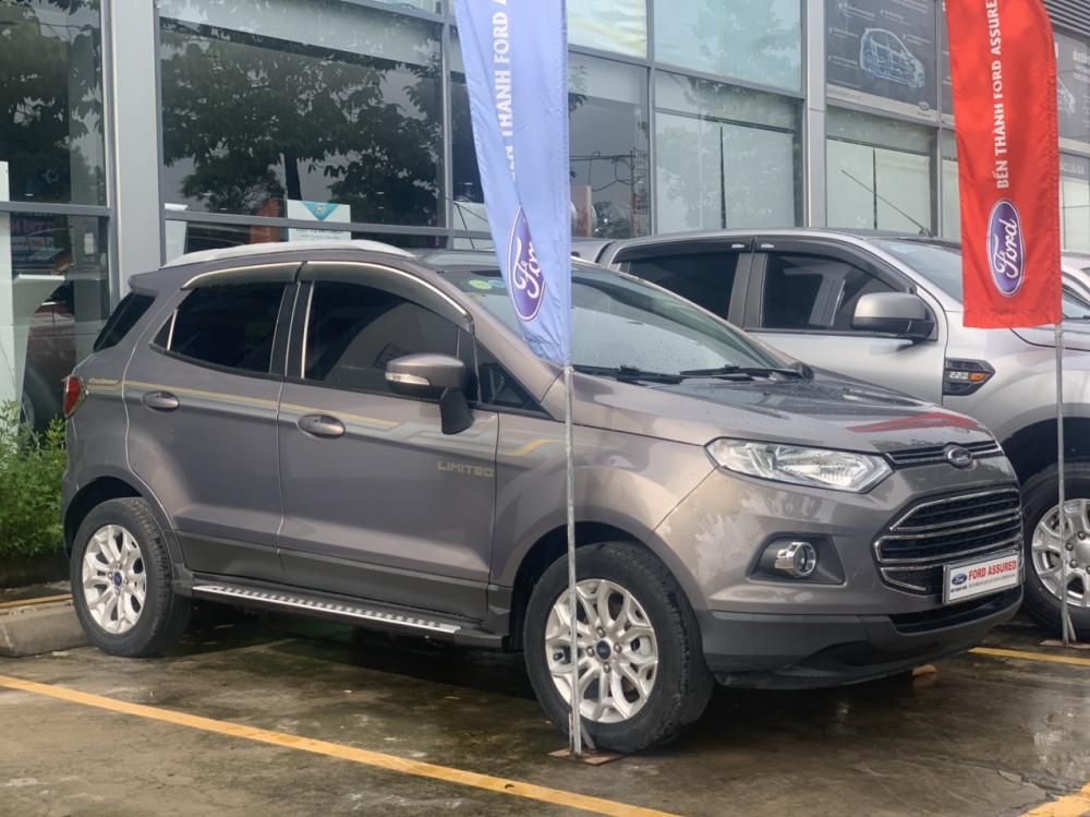 Ford ecosport 15 titanium sản xuất cuối 2016 - 1