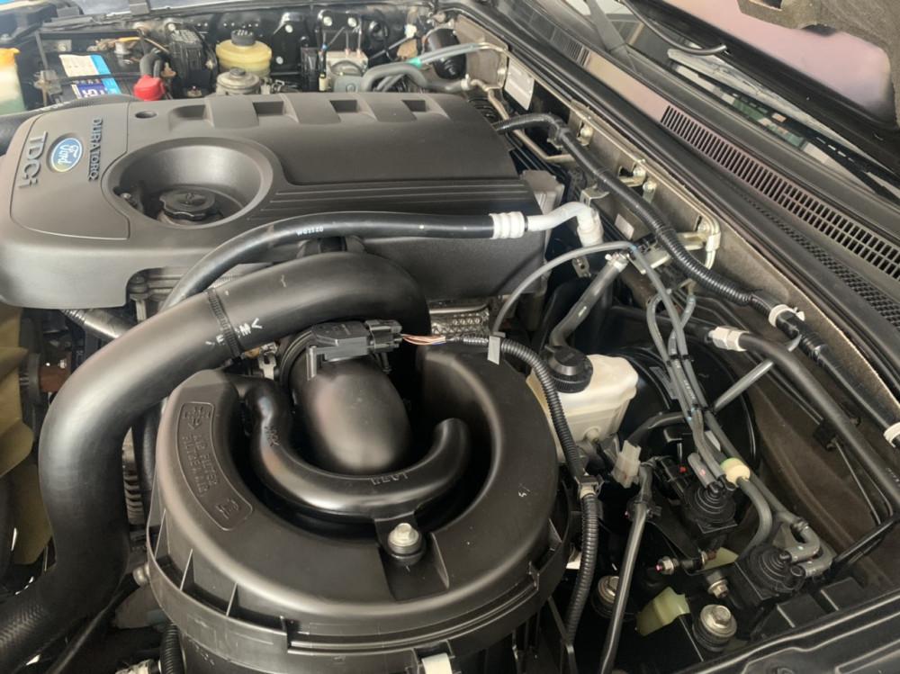 Ford everest máy dầu số tự động 2013 - 6