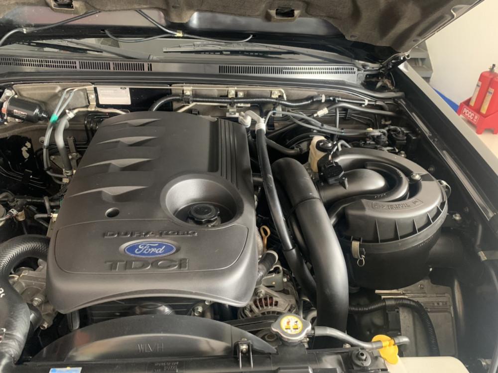 Ford everest máy dầu số tự động 2013 - 7