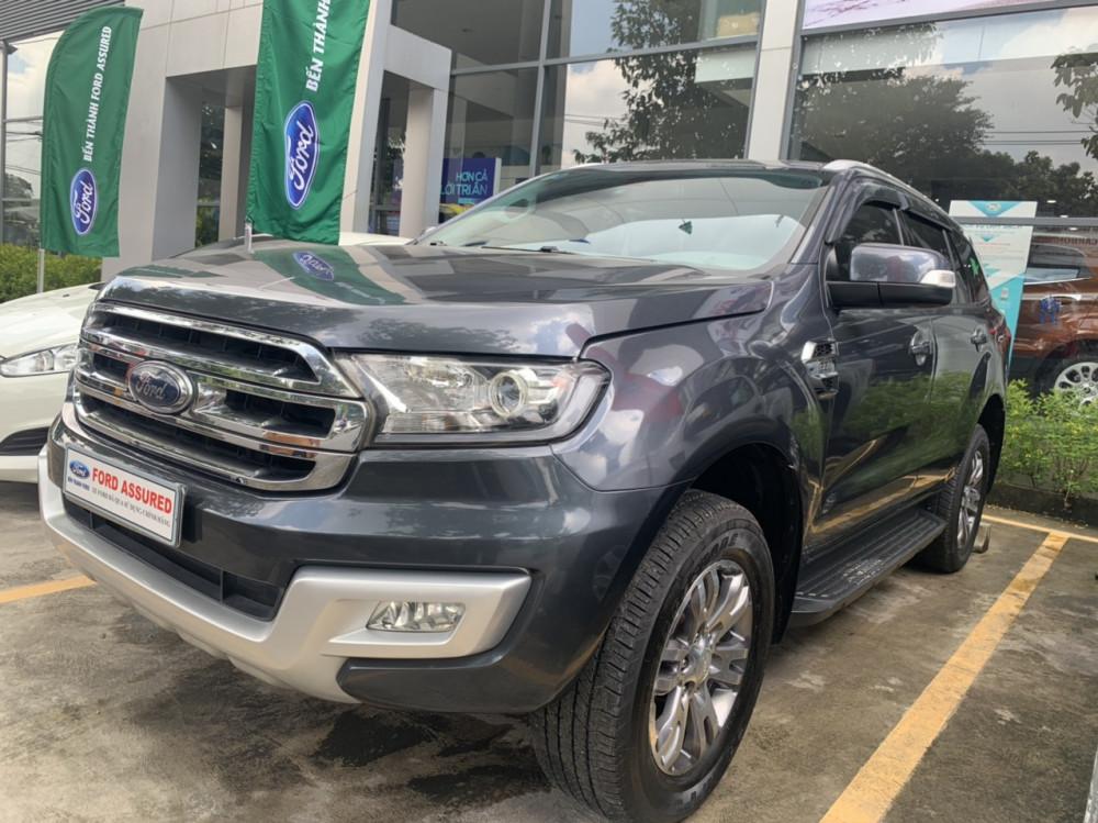 Ford everest nhập khẩu thái lan - 2016 - 1