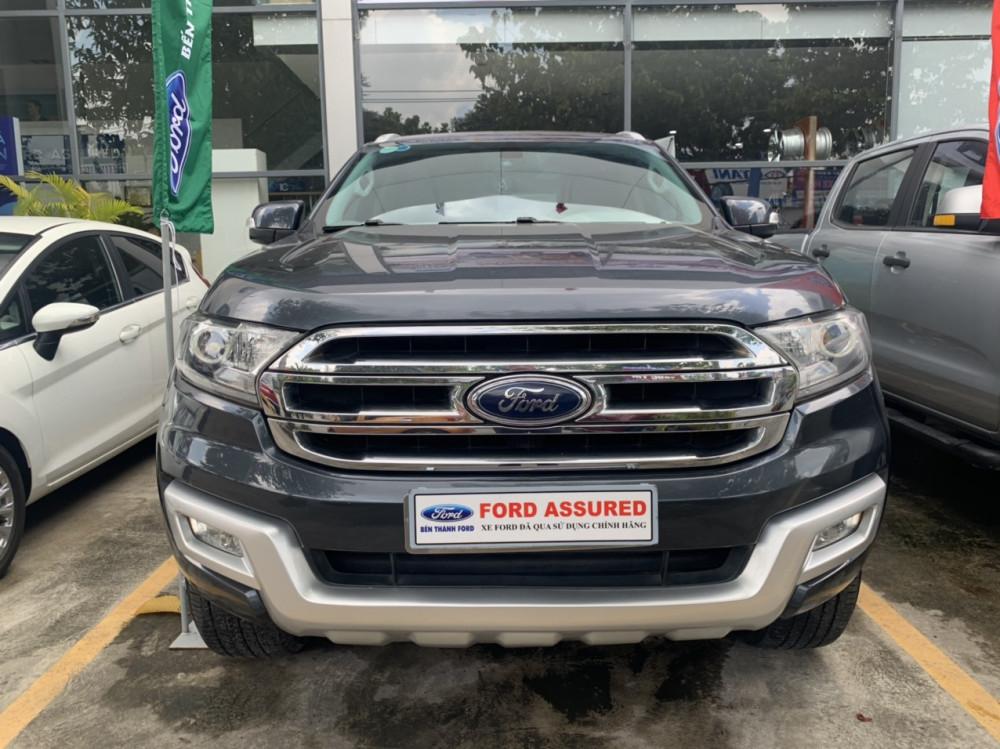 Ford everest nhập khẩu thái lan - 2016 - 3