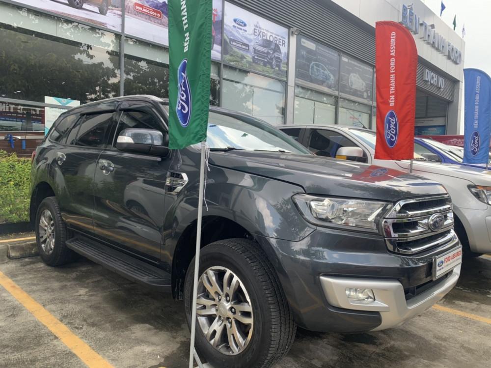 Ford everest nhập khẩu thái lan - 2016 - 2
