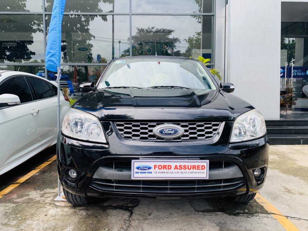 Ford escape 2012 màu đen tại hcm 1 chủ - 1