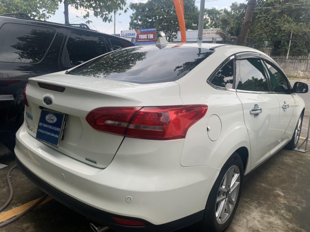 Ford focus 15l trend - 2017 - màu trắng - chạy lướt - 4