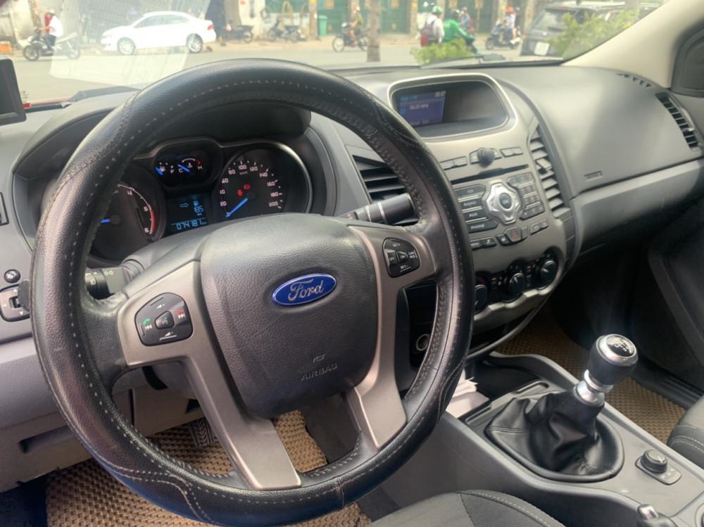 Ford ranger 22xlt- đời 2013 số sàn 2 cầu màu đỏ - 6