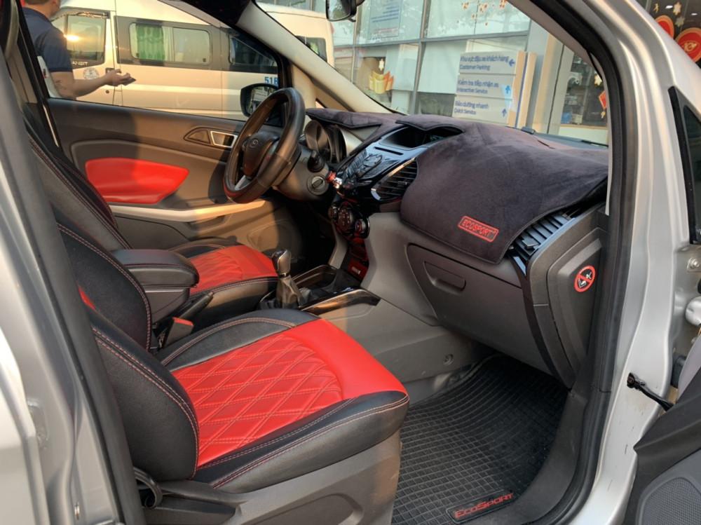 Bán xe ford ecosport 15 số sàn sản xuất 2016 màu bạc - 5