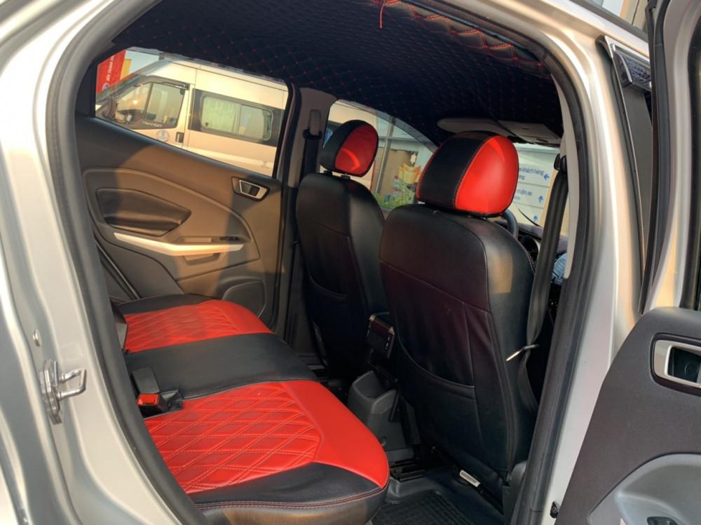 Bán xe ford ecosport 15 số sàn sản xuất 2016 màu bạc - 6