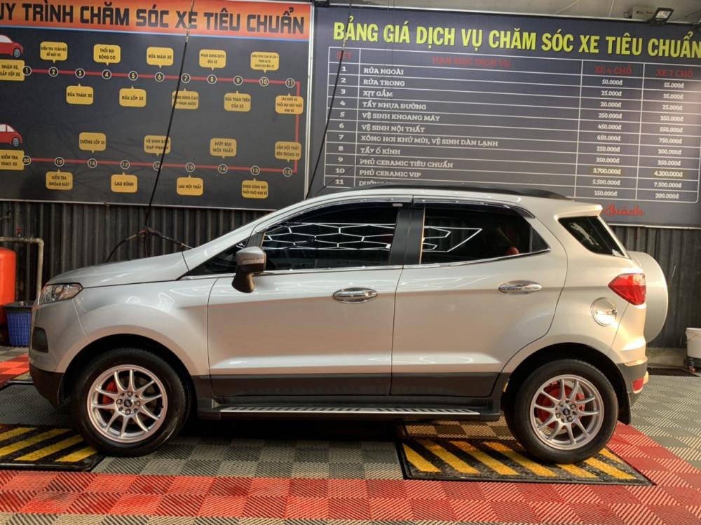 Bán xe ford ecosport 15 số sàn sản xuất 2016 màu bạc - 2