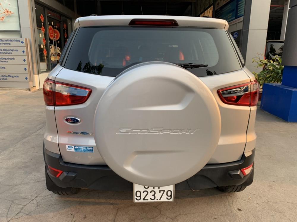 Bán xe ford ecosport 15 số sàn sản xuất 2016 màu bạc - 3
