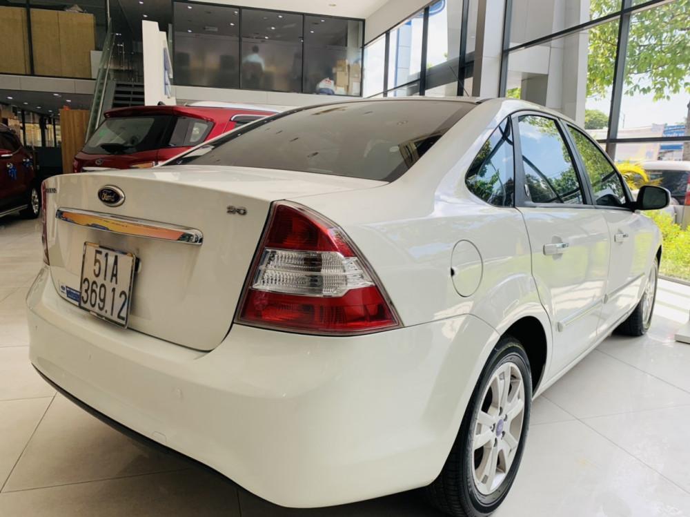 Ford focus 20l - sản xuất 2012 - số tự động - 2
