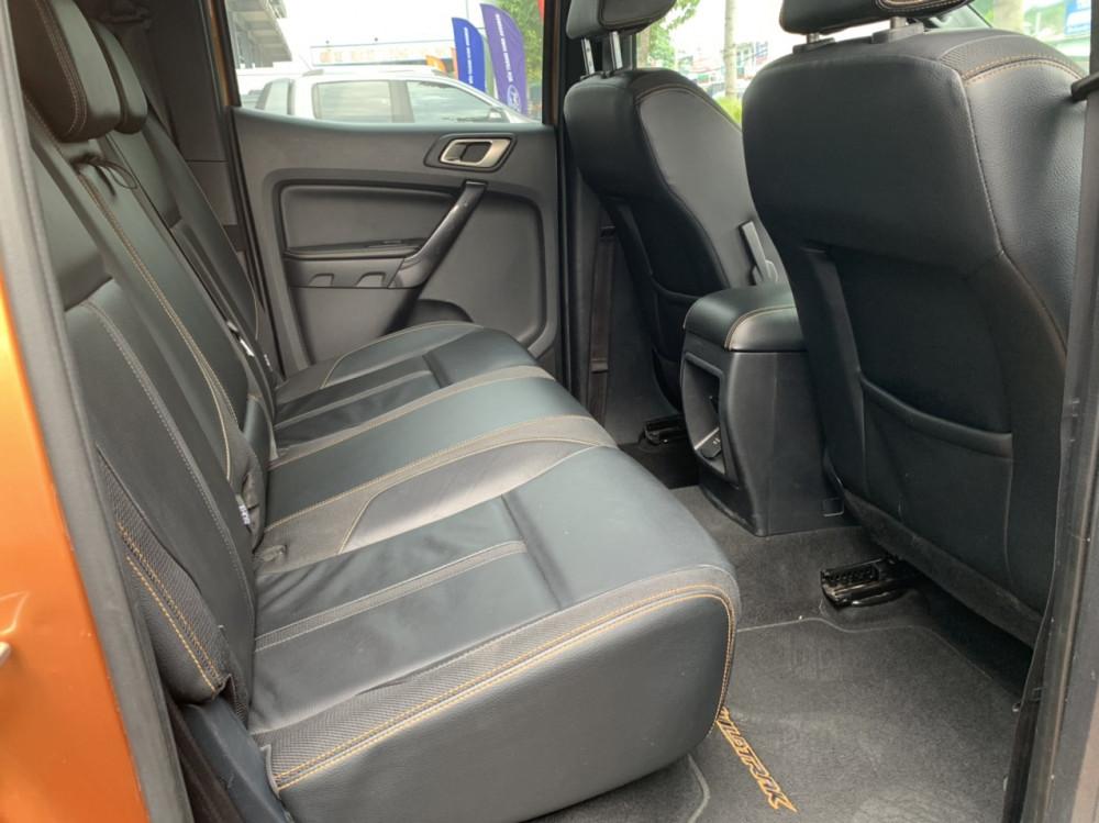 Ford ranger 20 wildtrack cũ đời 2018 - màu cam - 1 chủ sử dụng - 7