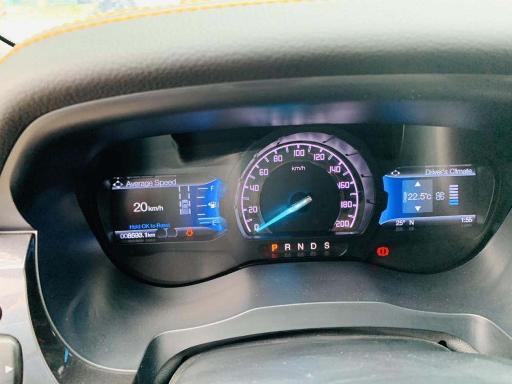 Ford ranger bi turbo 2020 chạy lướt 8000km - 10
