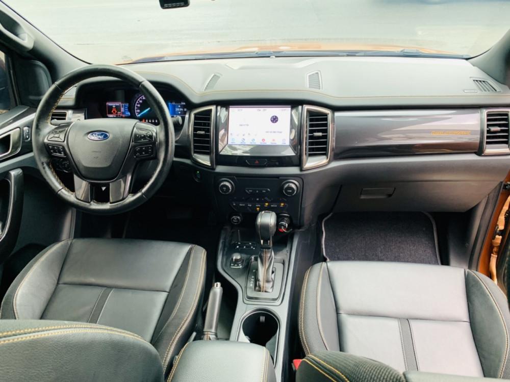 Ford ranger bi turbo 2020 chạy lướt 8000km - 8