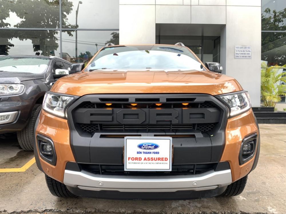 Ford ranger bi turbo 2020 chạy lướt 8000km - 1