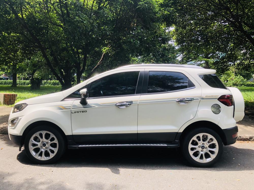Ford ecosport titanium 2019 - màu trắng - chạy lướt - 5